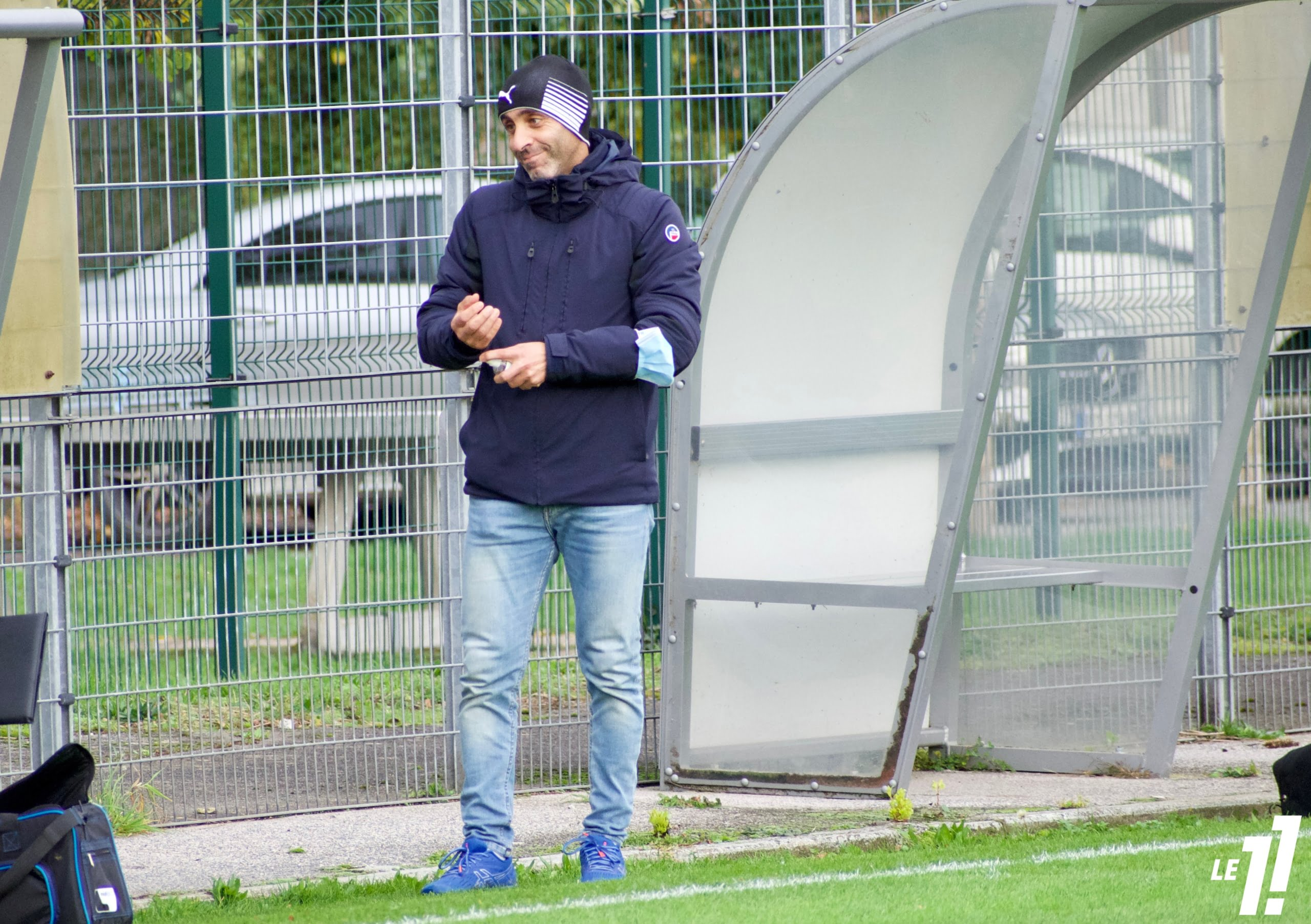 Azouz Hamdane AC Amiens