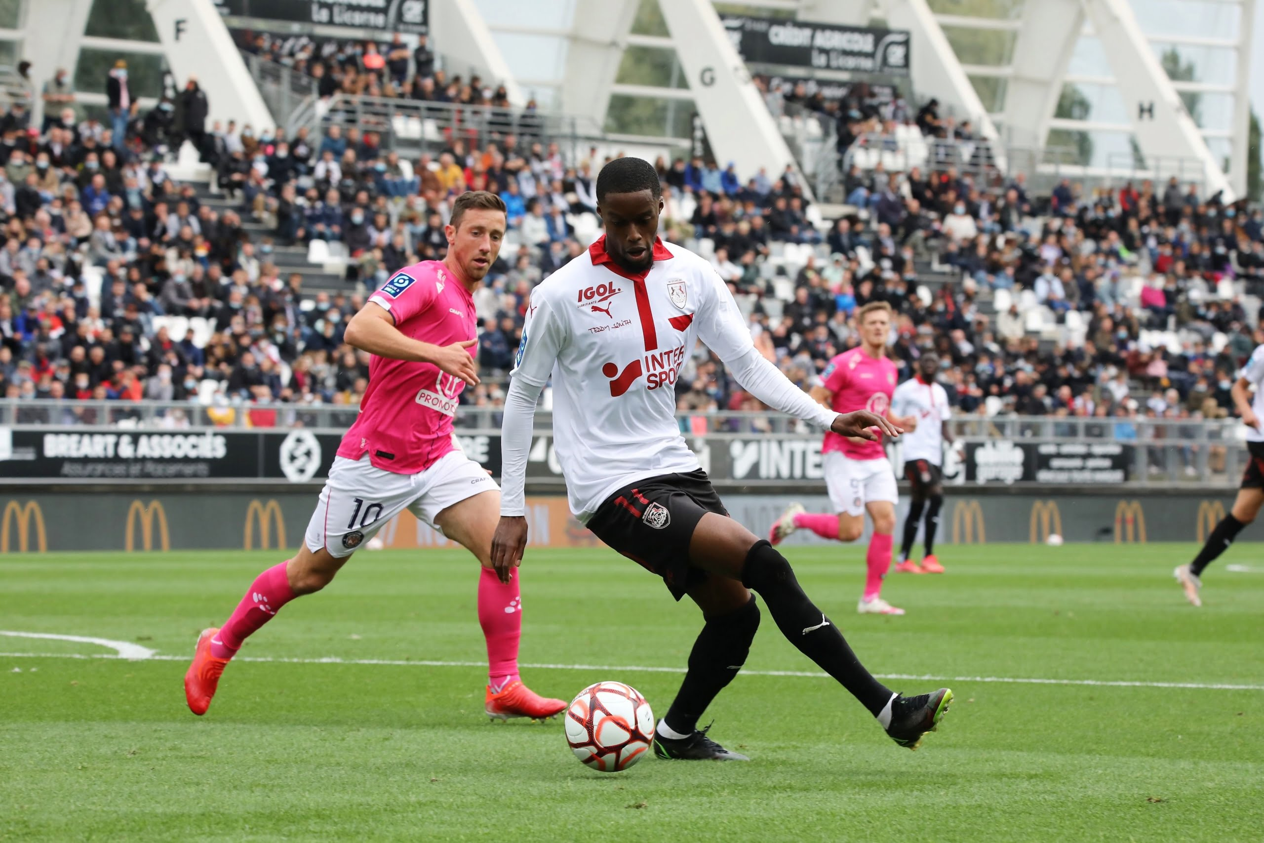 Amiens SC Toulouse Diakhaby